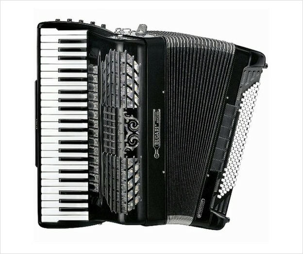 Bugari Armando Artist Cassotto 289/ARS/C4 - The Accordion Lounge