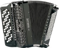 Bugari Armando ChampionCassotto 480/CHC Chromatic Accordion