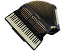 Bugari Armando 288 Gold Plus Piano Accordion