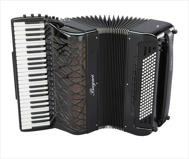 Bugari Armando Bayan Selecta Piano Accordion - The Accordion Lounge