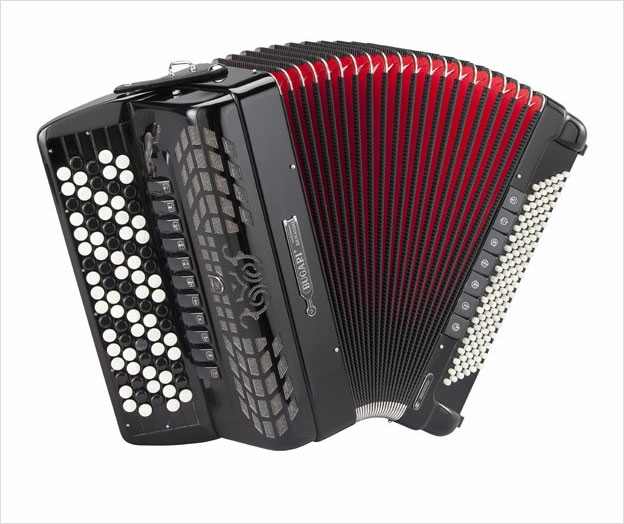 Bugari Armando Seniorfisa 360/SE - The Accordion Lounge