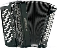 Bugari Armando Championfisa 440/CH Chromatic Accordion