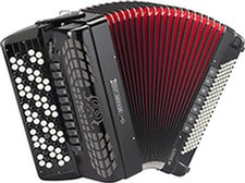 Bugari Armando Seniorfisa 360/SE Chromatic Accordion