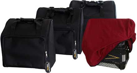 Accordion Bags & Dust Covers