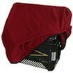 Red Accordion Dust Cover
