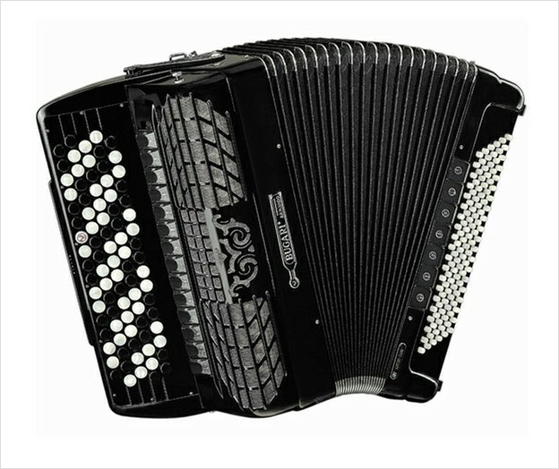 Bugari Armando Artist Cassotto 508/ARS - The Accordion Lounge