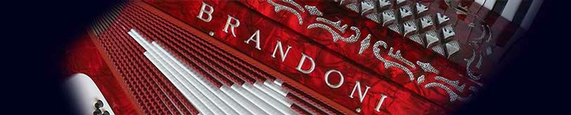 Brandoni 96 Bass Musette Piano Accordion - Accordion Lounge