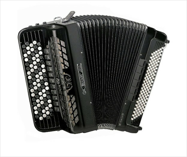Bugari Armando Seniorfisa 360/SE/C - The Accordion Lounge