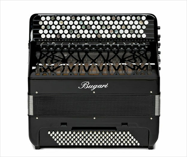 Bugari Armando Bayan Prime Classical Accordion - The Accordion Lounge