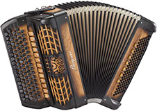 Bugari Armando 508/Xoana Chromatic Button Accordion