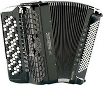 Bugari Armando ChampionCassotto 460/CHC Chromatic Accordion