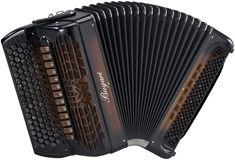Bugari Armando 508/Essenzia Chromatic Button Accordion