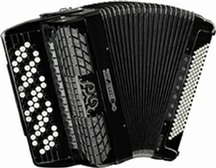 Bugari Armando Artist Cassotto 505/ARS Chromatic Accordion