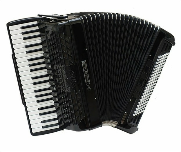 Bugari Armando Championfisa 240/CH/C Free Bass Converter - The Accordion Lounge