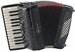 48 Bass Piano Accordions - The Accordion Lounge